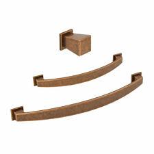 Antique Copper Pull Handles & Drawer Knob Kitchen Cabinet Cupboard Skyler Range