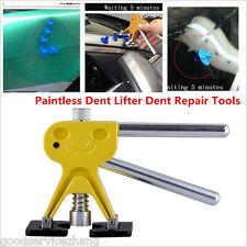 HOT Lifter Glue Puller Tab Hail Removal Paintless Dent Repair Tools Kits New
