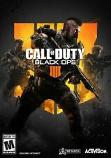Call of Duty: Black Ops 4 for PC [New Video Game] PC Games