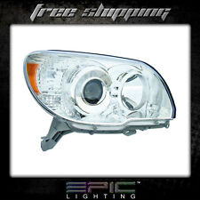 Fits 2006-09 Toyota 4Runner Headlights Headlamps Right Passenger Only