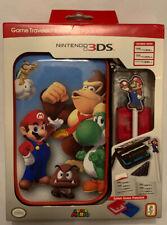 Nintendo 2DS XL 3DS XL Game Traveler Protector Case - Super Mario/Bowser/Toad