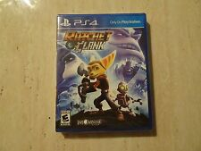 Brand New Ratchet & Clank (Sony PlayStation 4, 2016) PS4