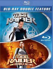 Lara Croft: Tomb Raider / Lara Croft: Tomb Raider - The Cradle of Life (Blu-ray)