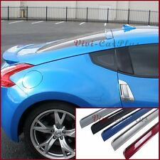 Painted B Type PU Roof Spoiler For 08-11 Nissan 370Z Coupe 2DR Rear Window Boot