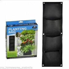 Fabric Flower & Plant Hangings&Wall Mounted Baskets Boxes