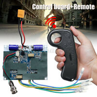 10S Hub Motor Dual Motor Electric Skateboard Remote Controller + Control Board