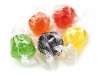 SweetGourmet Primrose Assorted Sour Fruit Balls - 2Lb FREE SHIPPING!