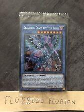 Yu-Gi-Oh  Dragon du chaos aux yeux bleus LDS2-FR017 1st