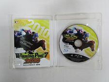 PlayStation3 -- Winning Post 7 2010 -- PS3. JAPAN GAME. Works fully!! 56500