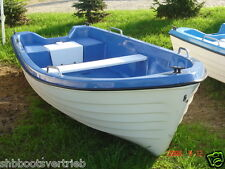 """Motorboot, Ruderboot, Freizeitboot, Angelboot, Boot """"BA 4208 - SHB"""", 4,20 m lang"""