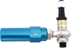 Steeda 555-8104 Bump Steer Adjusters Blue Adjustable Ford Mustang Kit