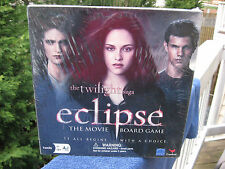 Twilight Saga - Eclipse - Movie Board Game~New & Sealed In The Box!