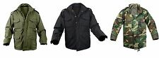 M65 FIELD JACKET BIG  MAN With REMOVABLE LINER 4XL,5XL,6XL