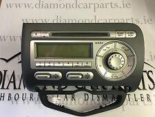 2006 HONDA JAZZ RADIO CD PLAYER 39100-SAA-E310-M1