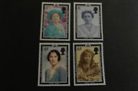 GB MNH STAMP SET 2002 Queen Mother SG 2280-2283 UMM