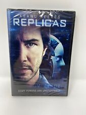 Replicas [New Dvd] Keanu Reeves 2019 Sci-fi Movie