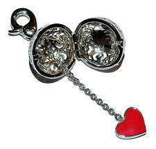 PreOwned Genuine Ti Sento Charming Silver 'CAPTURE YOUR LOVE STORY' Charm