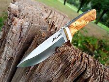 Bullson-cuchillo Bowie Knife Hunting coutean cuchillo coltello cuchillo de caza de cuero