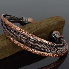 Ladies Copper Magnetic Bracelet Healing Arthritis Bracelet Magnetic Therapy Trff