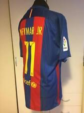 Fc Barcelona Jersey camiseta 2016 2017 Neymar Jr. 11 parche lfp