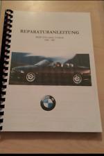 BMW E36 Cabrio Verdeck Reparatur Anleitung