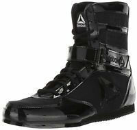 NEW MENS REEBOK BOXING BOOT BUCKLE DV4507-SHOES-SIZE 10.5