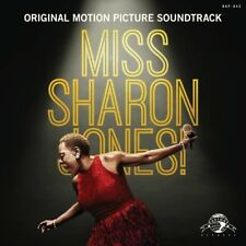 New! Miss Sharon Jones! Soundtrack Vinyl Double LP - Includes MP3 Download Card