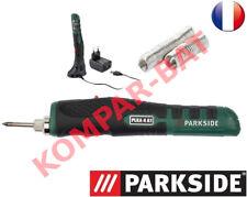 PARKSIDE® Fer à souder sans fil PLKA 4 A1, 4 V