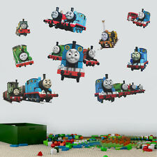 Large Thomas The Tank Engine Kids Wall Stickers Boys Nursery Room Decals Art DIY