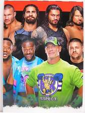 Slam Attax - #378 Royal Rumble Group picture-Live 2018