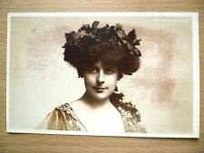 Postcard- Theater Actresses MISS NORMA WHALLEY, No. E 92