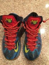 Nike KD V GS Kevin Durant Christmas Day Basketball Signed by Nick Calhoun