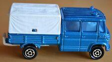 "Majorette 233 Mercedes Trax Publics Truck 3"" 1:70 Scale Model France Near Mint"