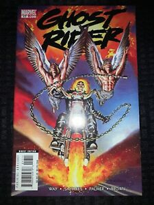 Ghost Rider Vol. 5 #17 (Nov 2007, Marvel)