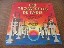 """33 tours les trompettes de paris """"the trumpet of paris""""  volume 2"""
