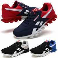 Men's Shoes  Sports Running Casual Trainers Breathable Athletic Tennis Sneakers