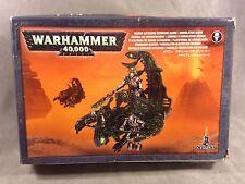 Warhammer 40k Necron Barge NOS