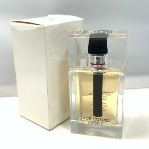 Dior Homme Sport By Christian Dior EDT 100ml/3.4oz. Manufacture Date 2014