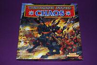 WARHAMMER BATTLE - Boite d'Armée Chaos 1994 V4-V5