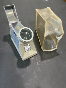 GIA GEM Duplex II Refractometer W/ Cover and Lens Untested