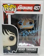 SHELLEY DUVALL WENDY TORRANCE Signed FUNKO POP! AUTO THE SHINING BAS COA