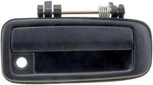 Exterior Door Handle-Outside Door Handle Front/Rear-Right fits 88-93 Corolla