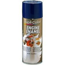 Duplicolor DE1606 Engine Enamel Paint, Ford Dark Blue, 12 Oz Can