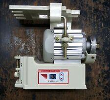 Singer 114w103 + Cornely Machine Digital Servo Motor 110v US/Canada 600w w Belt