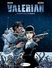 Valerian: The Complete Collection Volume 4 [Valerian & Laureline Series]