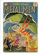 Showcase 37 key book affordable 1st Metal Men