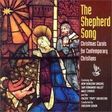 The Shepherd Song : Christmas Carols for Contemporary Christians (1997, CD)