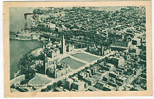 Aeroplane View, Ottawa, Canada, sent in 1928 to Germany
