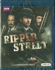 NEW Still Sealed - 2 Disc Set - BLU RAY - RIPPER STREET - BBC - 2013