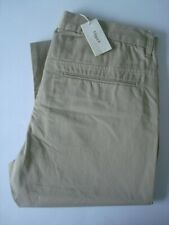 FILIPPA K Flat Front Chino Trousers - 54 (It.) / 37R - Slim Fit - Cotton - BNWT